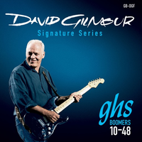 GHS Boomers David Gilmour Electric Guitar String Set