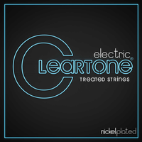 Cleartone Coated Electric String Set