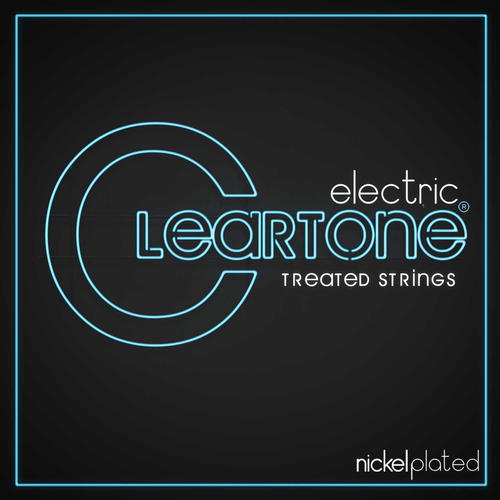 Cleartone Cleartone Coated Electric String Set