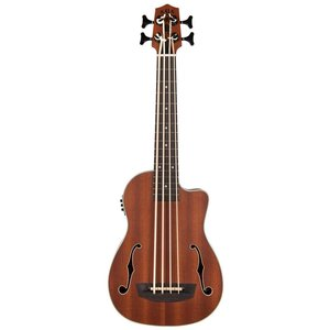 Kala Journeyman U-Bass w/ F-Holes