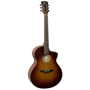 Faith Neptune Electro-Acoustic, All Solid, Red Cedar Top, Mahogany Back, Sunburst