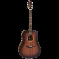 Vintage V440WK Paul Brett Statesboro Dreadnought Acoustic, Whiskey Sour