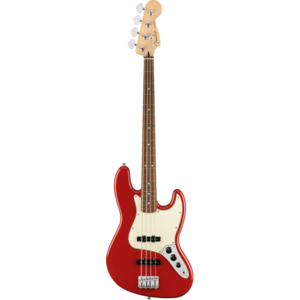Fender Player Jazz Bass Guitar, Pau Ferro Fingerboard
