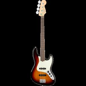 Fender American Professional Jazz Bass Fretless
