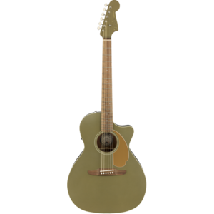 Fender Newporter Player, Solid Sitka Spruce Top, Mahogany Back