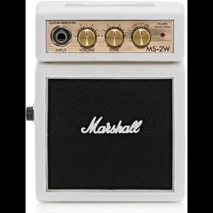 Marshall Micro Amp, White