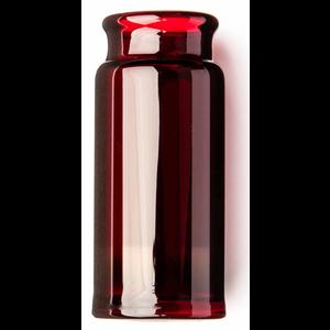 Jim Dunlop 277 Blues Bottle Red Glass Slide