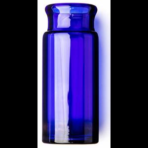 Jim Dunlop 278 Blues Bottle Blue Glass Slide