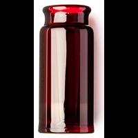 Jim Dunlop 278 Blues Bottle Red Glass Slide