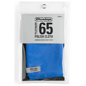 Jim Dunlop Platinum 65 Suede Microfibre Cloth
