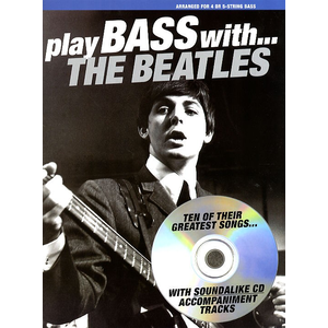 Play Bass With... The Beatles