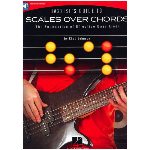 Hal Leonard Bassist's Guide to Scales Over Chords