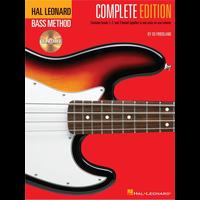 Hal Leonard Bass Method: Complete Edition (Second Edition) (Book/Online Audio)