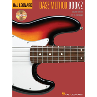 Hal Leonard Bass Method: Book 2 (Second Edition) (Book/Online Audio)