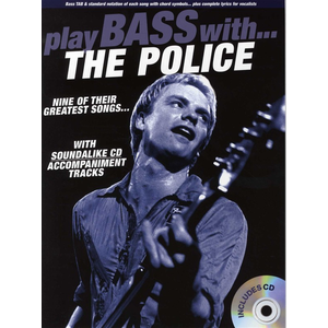 Play Bass With... The Police