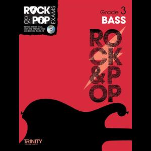 Trinity Rock & Pop Exams: Bass Guitar Grade 3