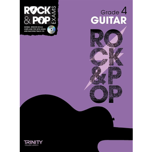 Trinity Rock & Pop Exams: Guitar Grade 4
