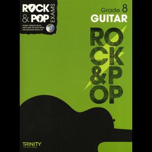 Trinity Rock & Pop Exams: Guitar Grade 8