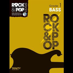 Trinity Rock & Pop Exams: Bass Guitar Grade 1