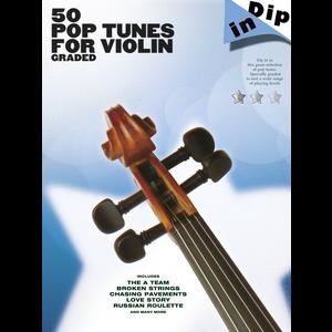 Dip In: 50 Graded Pop Violin Solos
