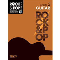 Trinity Rock & Pop Exams: Guitar Grade 2