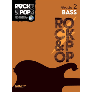 Trinity Rock & Pop Exams: Bass Guitar Grade 2