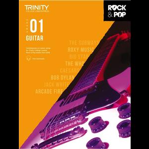 Trinity Rock & Pop Exams: Guitar Grade 1 (2018+)