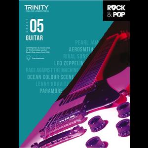 Trinity Rock & Pop Exams: Guitar Grade 5 (2018+)