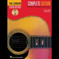Hal Leonard Guitar Method: Complete Edition (w/ CDs)