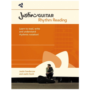 Justinguitar.com Rhythm Reading for Guitarists