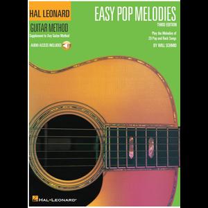 Hal Leonard Guitar Method: Easy Pop Melodies