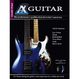 AX Music Guitar Grade 4