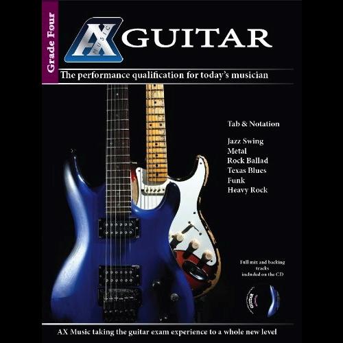 Music Sales AX Music Guitar Grade 4