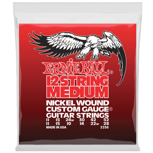 Ernie Ball Ernie Ball 12-String Guitar String Set