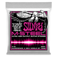 Ernie Ball M-Steel Electric Guitar String Set