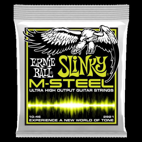 Ernie Ball Ernie Ball M-Steel Electric Guitar String Set
