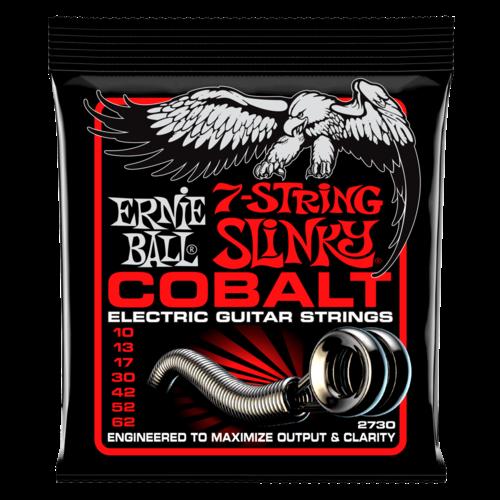 Ernie Ball Ernie Ball 7-String Cobalt Electric Guitar String Set