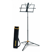 Hercules BS118BB EZ Grip Music Stand with Bag