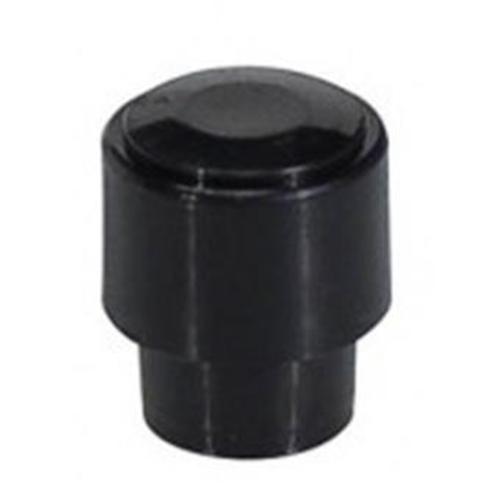 Boston Music Boston Switch Cap, Barrel Model, Fits 3.5mm Blade, Black
