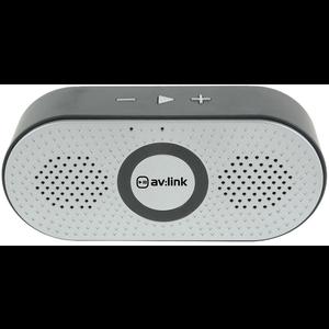 AV:Link Bluetooth Speaker: Silver