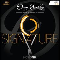 Dean Markley Signature Series Electric String Set Nickel