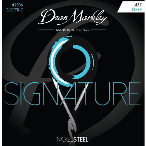 Dean Markley Dean Markley Signature Series Electric String Set Nickel