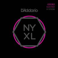 D'Addario NYXL 8-String Electric String Set