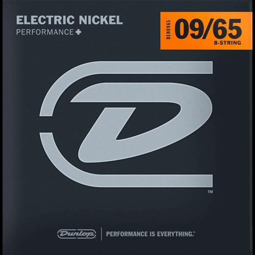 Jim Dunlop Dunlop Electric 8-String Set Nickel