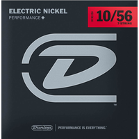Dunlop Electric 7-String Set Nickel .010-.056