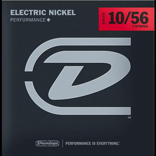 Jim Dunlop Dunlop Electric 7-String Set Nickel .010-.056