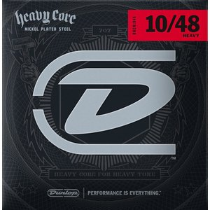 Dunlop Heavy Core Electric String Set