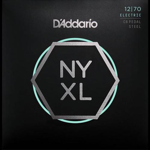 D'Addario D'Addario NYXL Pedal Steel String Set