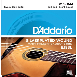 D'Addario Gypsy Jazz Acoustic String Set