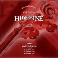Hidersine Violin String Set, 4/4 Size